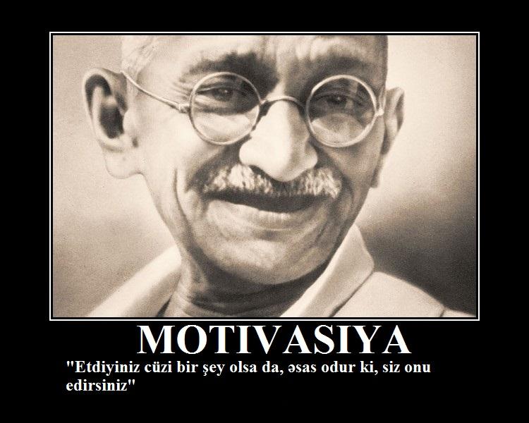 Gandi - Motivasiya